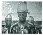 Michael Killgareth (Cyberman, Dr Who) - Genuine Signed Autograph 7390